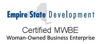 NYS Certified Woman Owned Business Enterprise MWBE